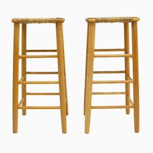 Bar Stools, 1980s, Set of 2