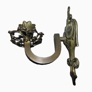 Art Deco Brass Sconce