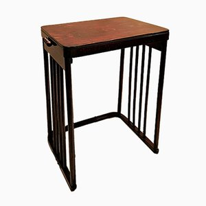 Tavolino antico di Josef Hoffmann per Jacob & Josef Kohn