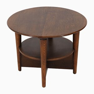 Art Deco Dutch Oak Coffee Table
