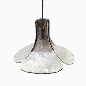 Blüten Deckenlampe von Kalmar, 1960er