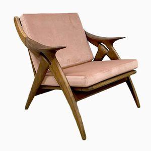 Vintage The Knot or De Knoop Armchair from De Ster Gelderland
