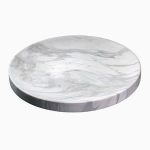 Iris Marmor Tablett von Faye Tsakalides für White Cubes