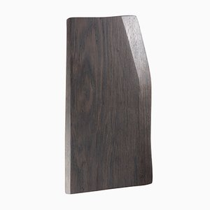 GF023 Cutting Board in Natural Black Oak by Bogumił Gala for Galaeria