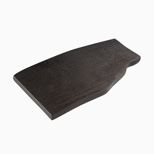 GF026 Cutting Board in Natural Black Oak by Bogumił Gala for Galaeria