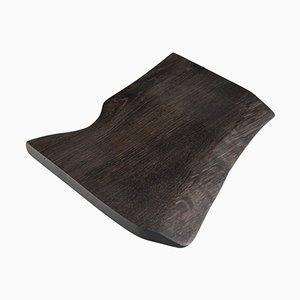 GF033 Cutting Board in Bog Oak by Bogumił Gala