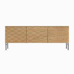 Couture Cabinet aus Eschenholz von Fredrik Färg & Emma Marga Blanche für BD Barcelona