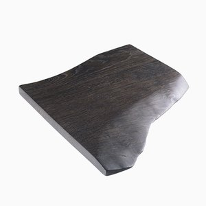 GF039 Cutting Board in Natural Black Oak by Bogumił Gala for Galaeria