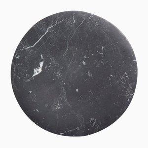 Plato Bramante Nero Marquina de mármol negro de Stories of Italy