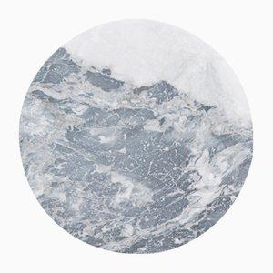 Vassoio Bramante in marmo grigio Bardiglio di Stories of Italy