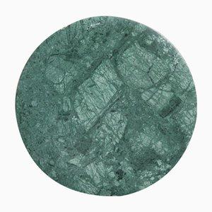 Plato Bramante Verde Guatemala de mármol verde de Stories of Italy