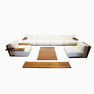 Pianura Seating Group by Mario Bellini for Cassina, 1970s