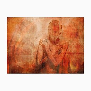Illustration Existence par Adrian Purgał pour Dla Galaeria