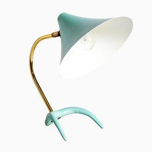 Lámpara de mesa con patas de cuervo de Louis Kalff para Philips, años 50