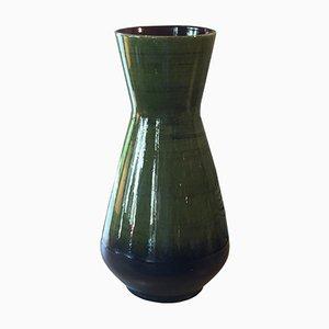 Italienische Vintage Keramik Vase, 1940er