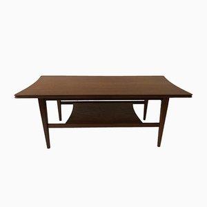 Table Basse Vintage en Teck, Royaume-Uni