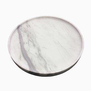 Vassoio Dione in marmo di Faye Tsakalides per White Cubes