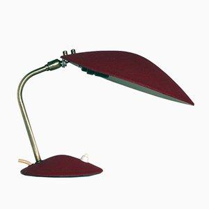 Schreibtischlampe von Moletz Leuchten, 1950er