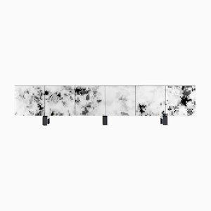 Mueble Dreams 3m blanco de Cristian Zuzunaga para BD Barcelona