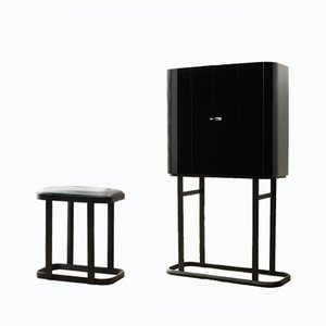 The Narcissist Dressing Table & Stool by Lyndon Neri & Rossana Hu for BD Barcelona