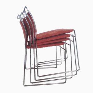 Tulu Chairs von Kazuhide Takahama für Cassina, 1969, 4er Set