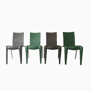 Louis 20 Chairs by Philippe Starck for Vitra, Set of 4