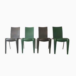 Louis 20 Stühle von Philippe Starck für Vitra, 4er Set