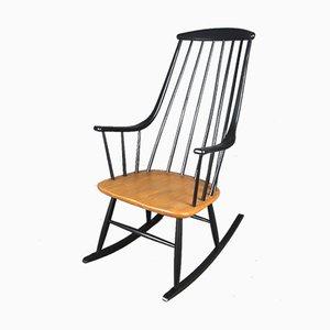 Rocking Chair Mid-Century par Lena Larsson pour Nesto