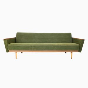 Vintage Green Sofa Bed
