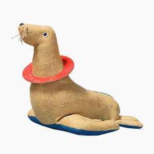 Seal Therapeutic Toy from Renate Müller, 1970s