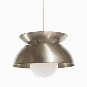 Lampe à Suspension Cetra par Vico Magistretti pour Artemide, 1960s