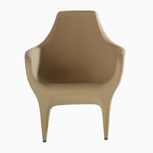 Showtime Armchair Sand Outdoor by Jaime Hayon for BD Barcelona