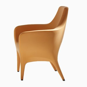 Showtime Armchair Orange Outdoor by Jaime Hayon for BD Barcelona