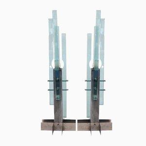 Lampen von Gallotti und Radicé für Fontana Arte, 1960er, 2er Set