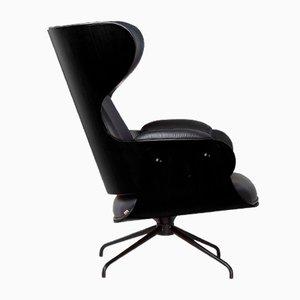 Lounger Sessel aus gebeizter Esche von Jaime Hayon für BD Barcelona