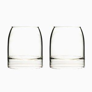 Rare Whiskey Gläser von Felicia Ferrone für Felicia Ferrone für fferrone, 2014, 2er Set