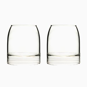 Rare Whiskey Glasses by Felicia Ferrone for fferrone, 2014, Set of 2