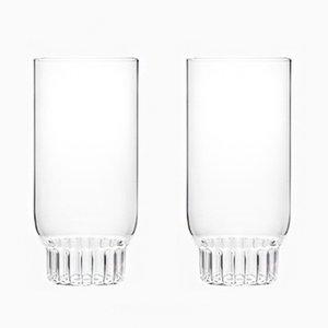 Bicchieri Rasori grandi di Felicia Ferrone per fferrone, 2018, set di 2