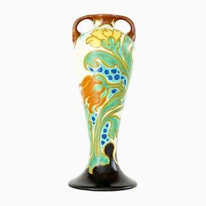 Dutch Aida Vase from Schoonhoven Keramik, 1920s