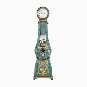 Orologio Mora antico dipinto a mano, Svezia