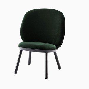Chaise Basse Naïve Verte par etc.etc. pour Emko