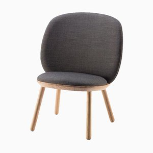 Naïve Low Chair in Grey by etc.etc. for Emko