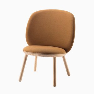 Naïve Low Chair in Dark Yellow by etc.etc. for Emko