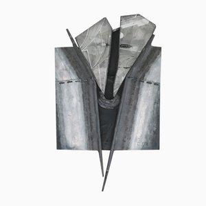 Wandskulptur von Claude Eybert, 2003