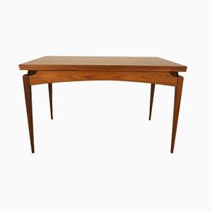 Mid-Century Teak Extendable Dining Table from Hohnert, 1960s