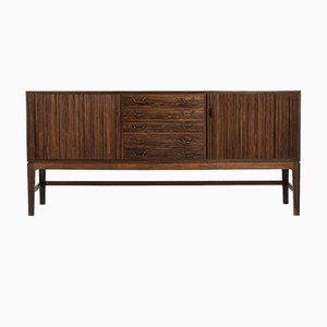 Credenza vintage in palissandro di Ole Wanscher per A.J. Iversen