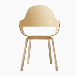 Showtime Nude Chair Natural Ash by Jaime Hayon for BD Barcelona
