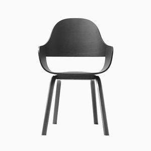 Showtime Chair aus gebeiztem Holz von Jaime Hayon für BD Barcelona