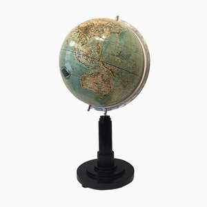 Vintage German Globe from Columbus