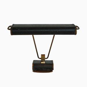 Modell N71 Schreibtischlampe von Eileen Gray für Jumo, 1940er